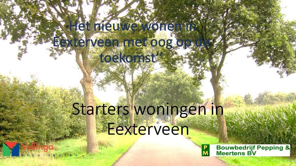starterswoning eexterveen